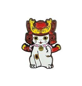 Ohonneko Pin (Red)