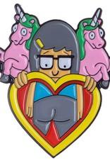 Thrillhaus Tina Heart Pin