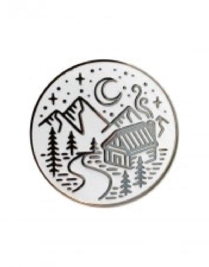 Bracelegs Collective Cabin Pin