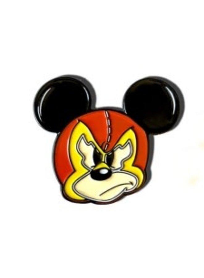 El Ratón Loco Pin