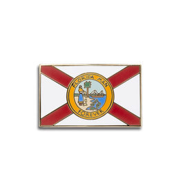 Nerdpins Florida Flag Pin