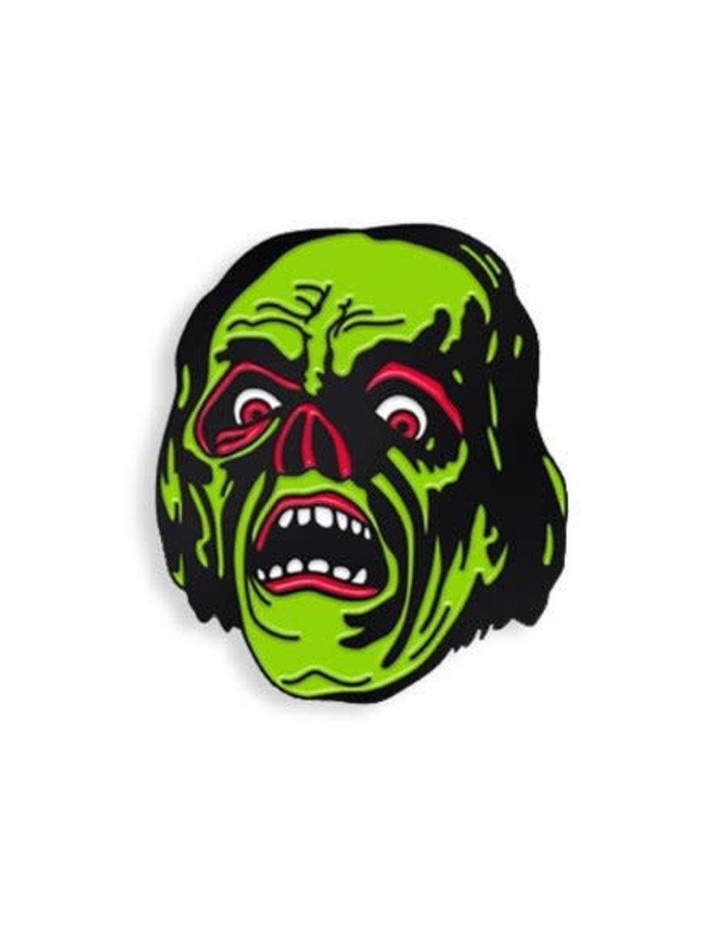 Yesterdays Co Ghoul Pin