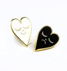 Chris Uphues Moody Mini Heart Pin Set