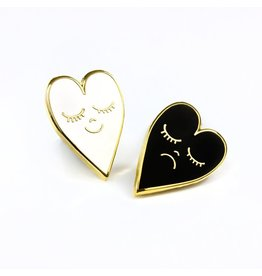 Chris Uphues Moody Mini Heart Pin Set