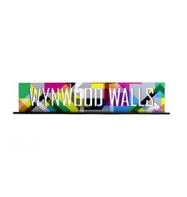 Wynwood Walls Acrylic Entrance Sign