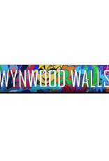 Wynwood Walls Acrylic Entrance Sign