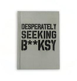 Xavier Tapies Desperately Seeking Banksy