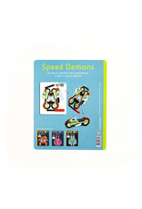 Speed Demons: 12 Paper Speed Demons to Build (Paper Toys)