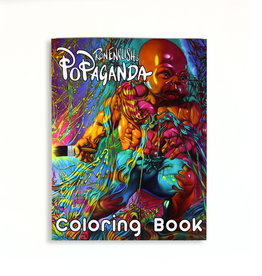 Ron English Ron English's Popaganda Coloring Book