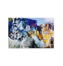 Martha Cooper Pichi & Avo Postcard