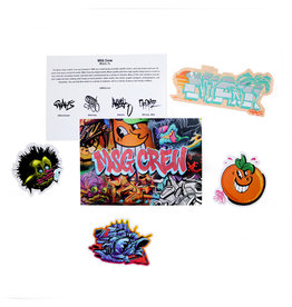 MSG Crew MSG Crew Sticker Pack