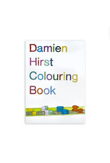 Damien Hirst Coloring Book