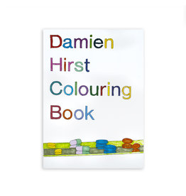 Damien Hirst Coloring Book