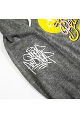Queen Andrea x Wynwood Walls Ladies Tri-blend jersey pullover hoodie