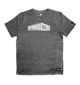 New Era x Wynwood Walls Men's Tri-blend crew XL