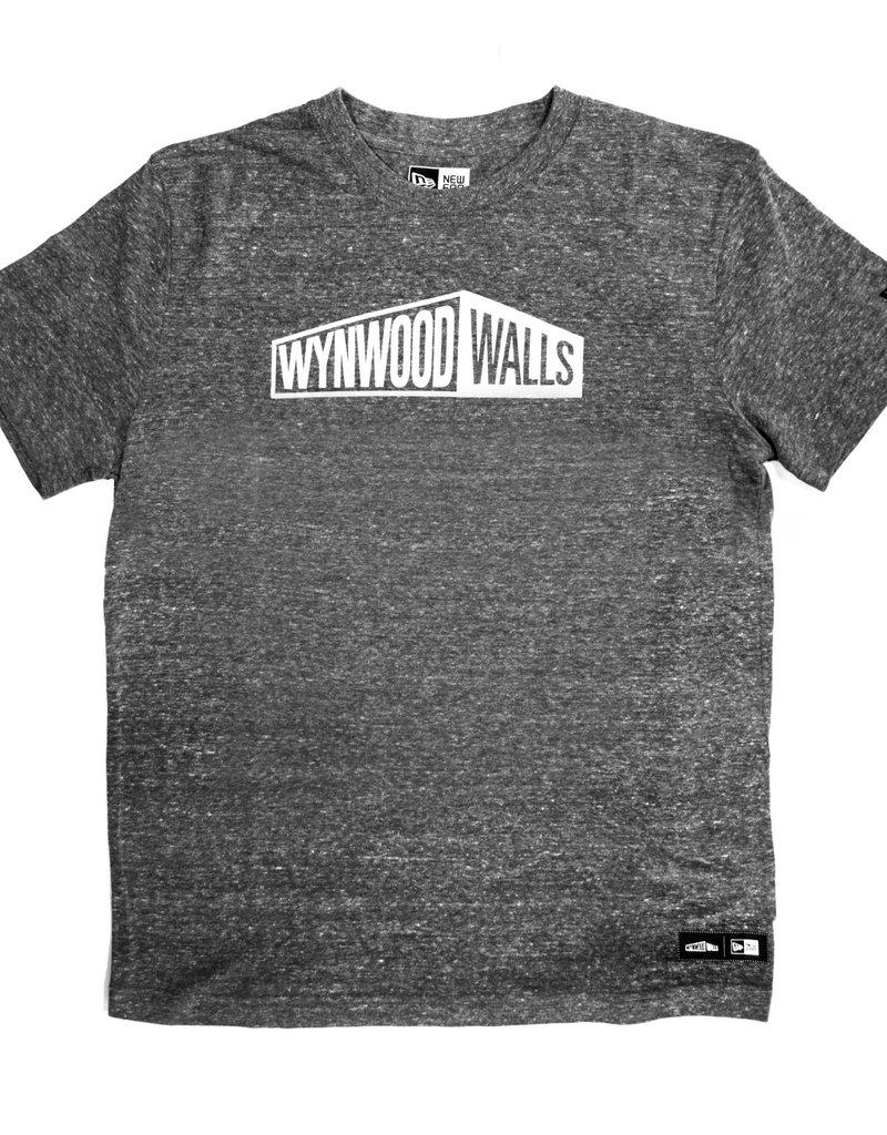 New Era New Era x Wynwood Walls Men's Tri-blend crew