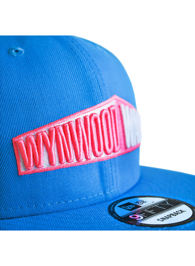 New Era x Wynwood Walls 9FIFTY snapback