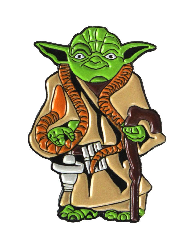 BxE Buttons Yoda Pin
