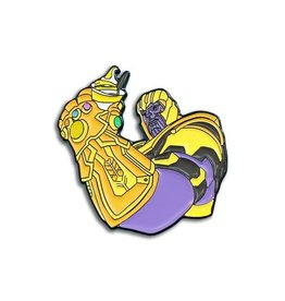 Nerdpins Gauntlet Thanos Whip Pin
