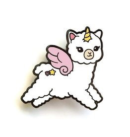 Luxcups Creative Alpacasus Pin