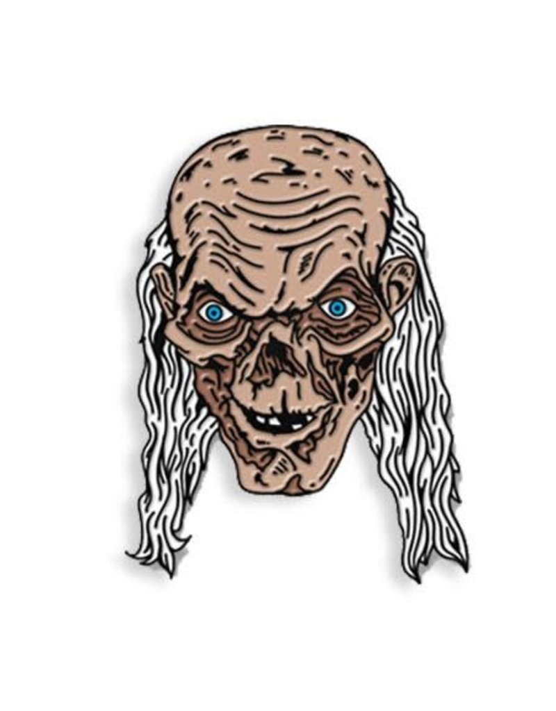 Yesterdays Co Crypt Keeper Pin