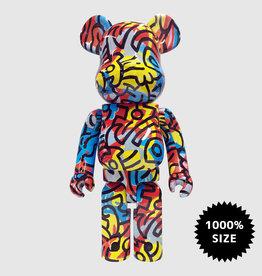 Keith Haring Be@rbrick 1000% Keith Haring
