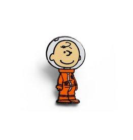 Peanuts - Astronaut Charlie Brown Pin