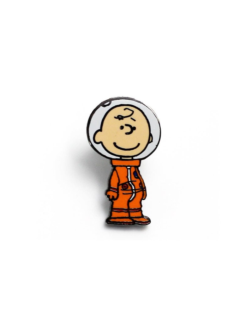 Peanuts - Astronaut Charlie Brown Pin