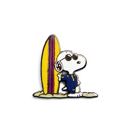 Peanuts - Joe Cool Surf Pin
