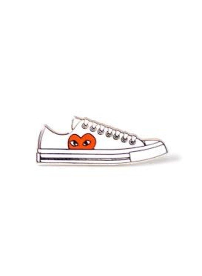 Play Sneaker 70 Low Pin - White