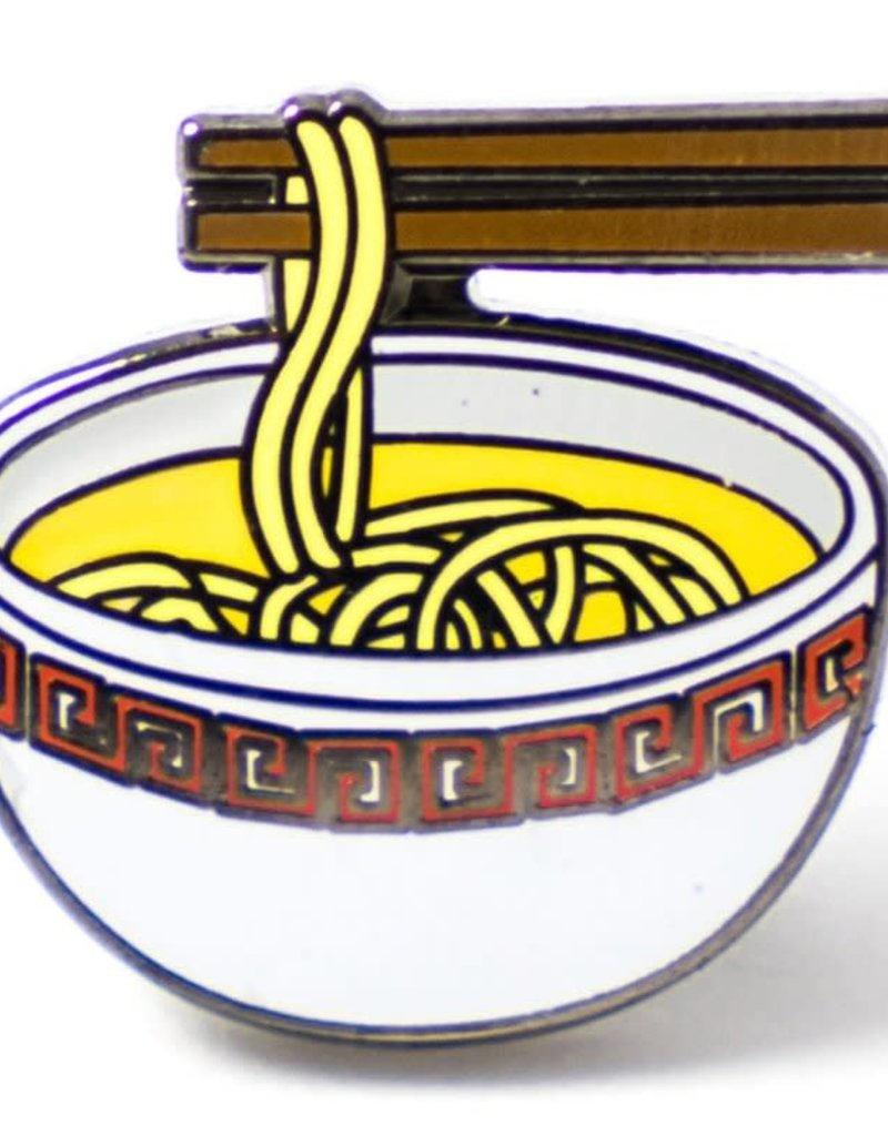 Pintrill Noodle Bowl Pin