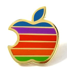 Pintrill Jobs Pin - Multicolored
