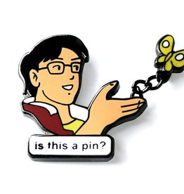 Pintrill Is This a Pin Pin