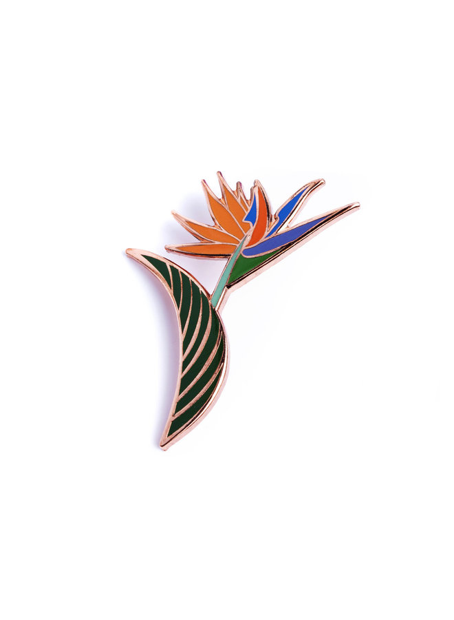 Flower Series - Birds of Paradise