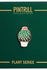 Pintrill Plant Series - Cactus Pin