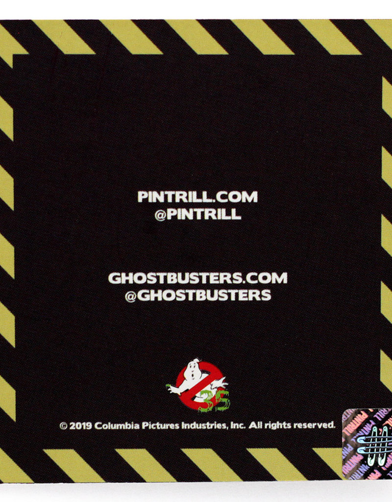 Ghostbusters Ghostbusters 35th Anniversary - Ecto 1 Car Pin