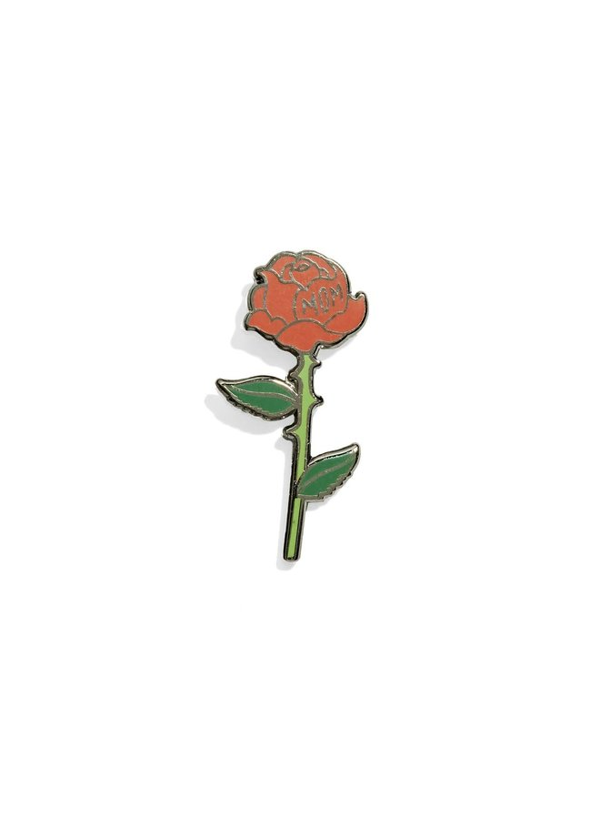 Mom's Rose Pin