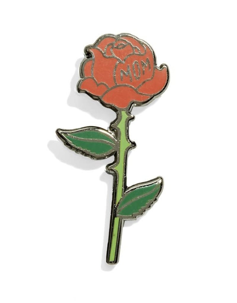 Pintrill Mom's Rose Pin