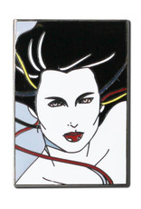 Patrick Nagel Patrick Nagel - Lady With Blowing Hair