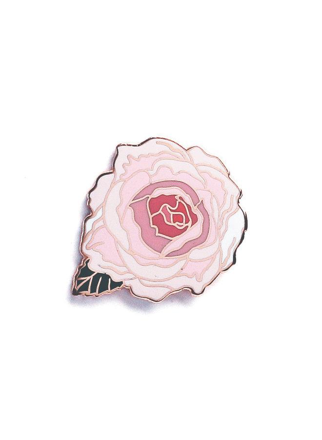 Flower Series - Peony Pin