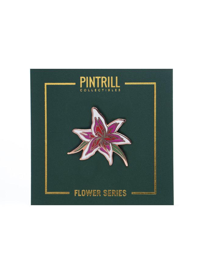 Flower Series - Stargazer Lily