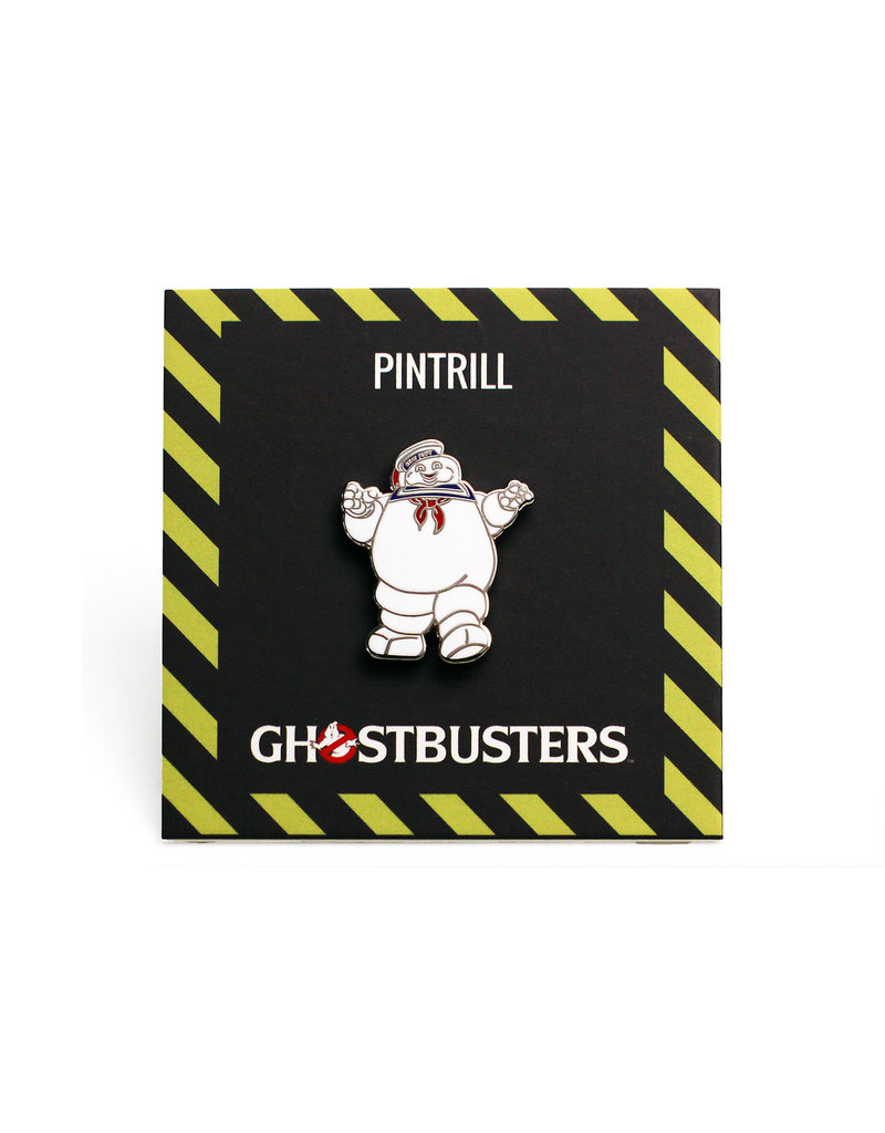 Ghostbusters Ghostbusters 35th Anniversary - Stay Puft Marshmallow Man Pin