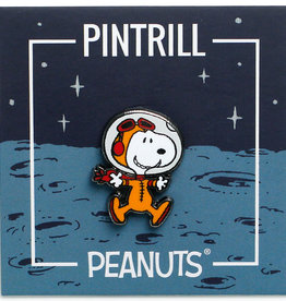 Peanuts Peanuts - Astronaut Snoopy Jumping Pin
