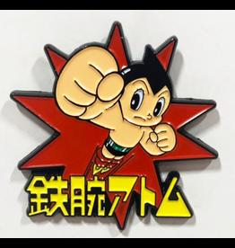 Astro Boy Astro Boy Theme Metal Logo Pin
