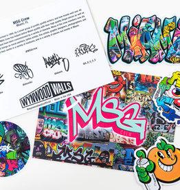MSG Crew MSG Crew Sticker Pack II