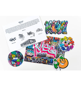 MSG Crew Sticker Pack II