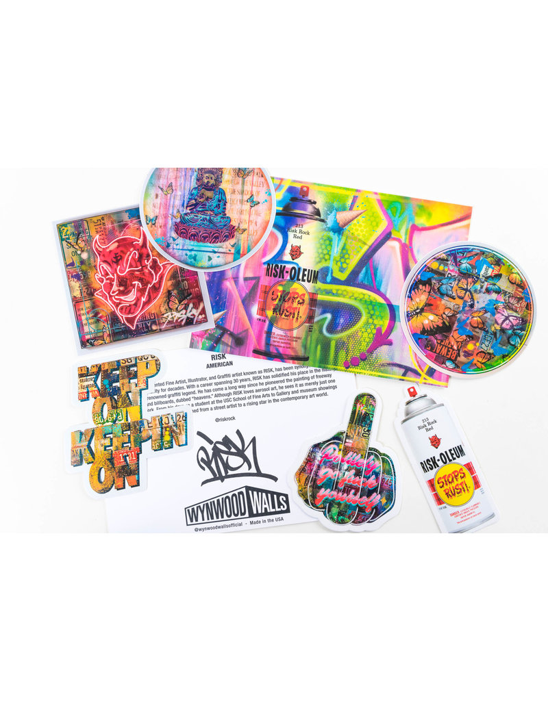 Risk Sticker Pack