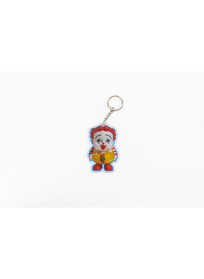 Ron English Young MC Keychain