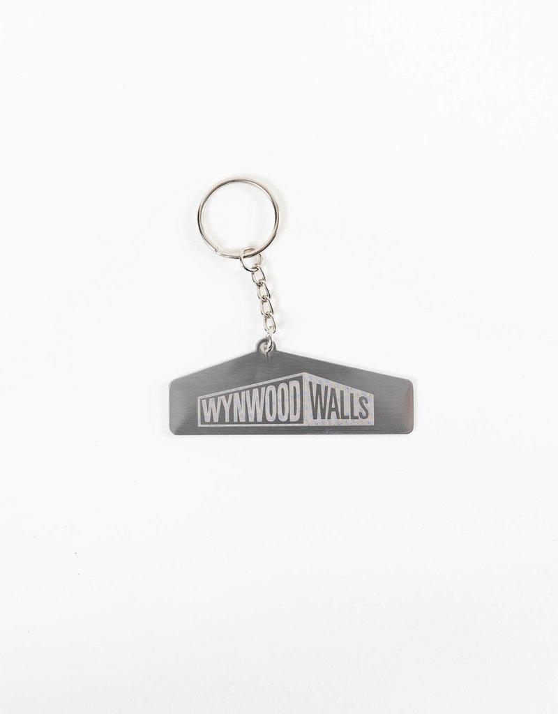Pro176 Wynwood Walls Logo Pro176 Keychain
