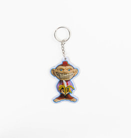 Ron English Ron English Monkey Shiner Keychain
